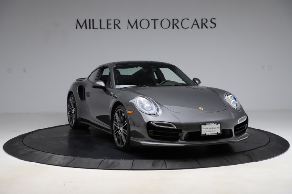 Used 2015 Porsche 911 Turbo for sale Call for price at Maserati of Westport in Westport CT 06880 11