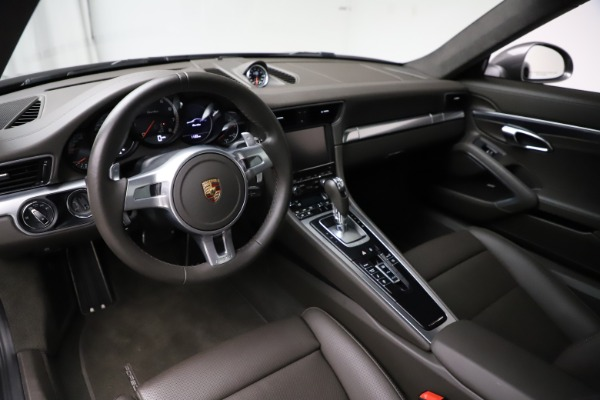 Used 2015 Porsche 911 Turbo for sale Call for price at Maserati of Westport in Westport CT 06880 13
