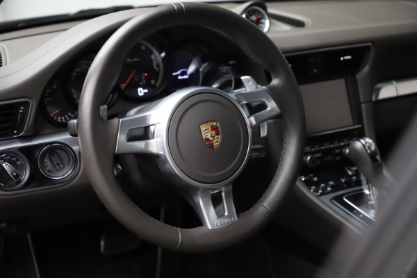 Used 2015 Porsche 911 Turbo for sale Call for price at Maserati of Westport in Westport CT 06880 16