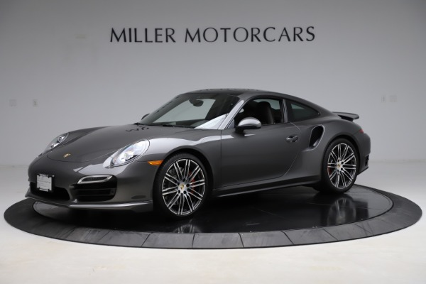 Used 2015 Porsche 911 Turbo for sale Call for price at Maserati of Westport in Westport CT 06880 2