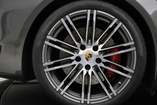 Used 2015 Porsche 911 Turbo for sale Call for price at Maserati of Westport in Westport CT 06880 25