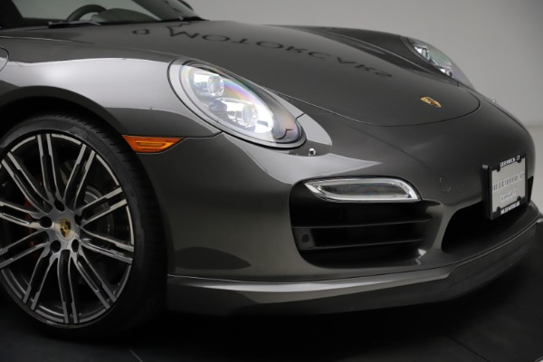Used 2015 Porsche 911 Turbo for sale Call for price at Maserati of Westport in Westport CT 06880 26
