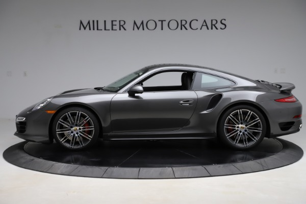 Used 2015 Porsche 911 Turbo for sale Call for price at Maserati of Westport in Westport CT 06880 3