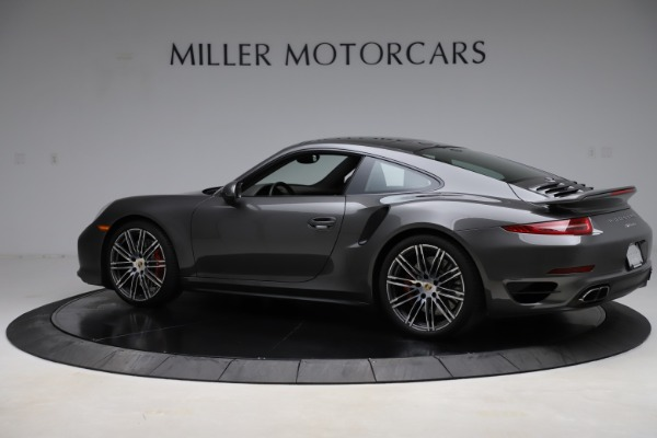 Used 2015 Porsche 911 Turbo for sale Call for price at Maserati of Westport in Westport CT 06880 4