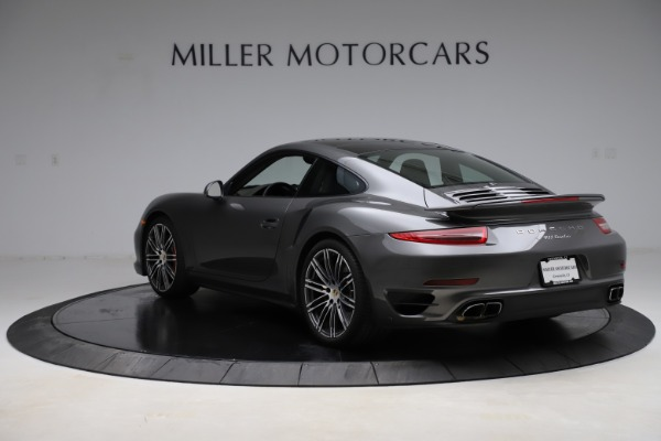Used 2015 Porsche 911 Turbo for sale Call for price at Maserati of Westport in Westport CT 06880 5