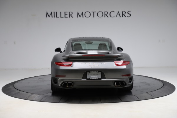 Used 2015 Porsche 911 Turbo for sale Call for price at Maserati of Westport in Westport CT 06880 6