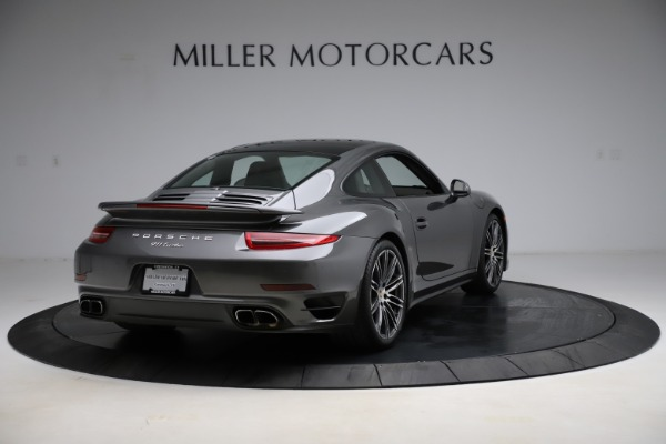 Used 2015 Porsche 911 Turbo for sale Call for price at Maserati of Westport in Westport CT 06880 7