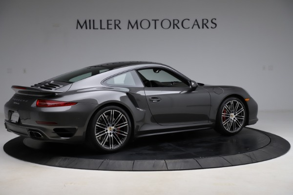 Used 2015 Porsche 911 Turbo for sale Call for price at Maserati of Westport in Westport CT 06880 8