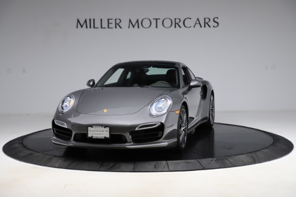 Used 2015 Porsche 911 Turbo for sale Call for price at Maserati of Westport in Westport CT 06880 1