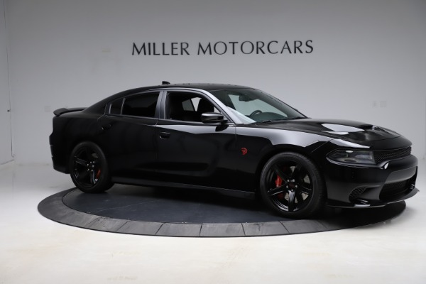 Used 2018 Dodge Charger SRT Hellcat for sale $59,900 at Maserati of Westport in Westport CT 06880 10