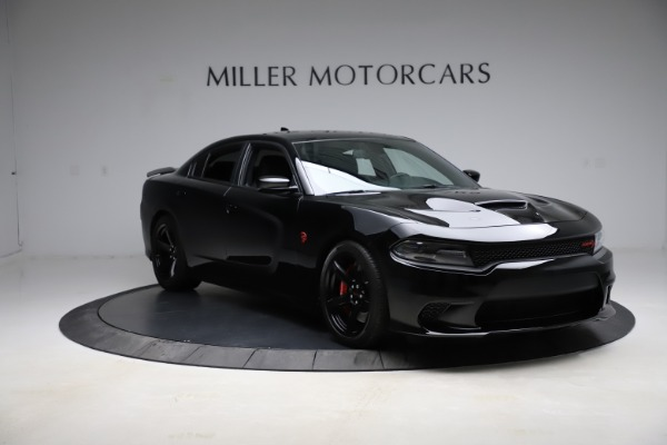 Used 2018 Dodge Charger SRT Hellcat for sale $59,900 at Maserati of Westport in Westport CT 06880 11