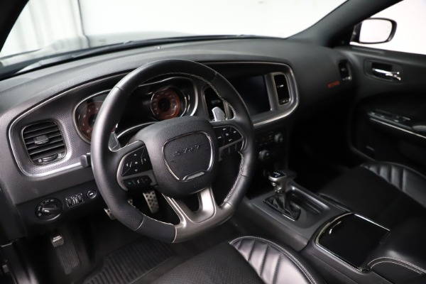 Used 2018 Dodge Charger SRT Hellcat for sale $59,900 at Maserati of Westport in Westport CT 06880 13