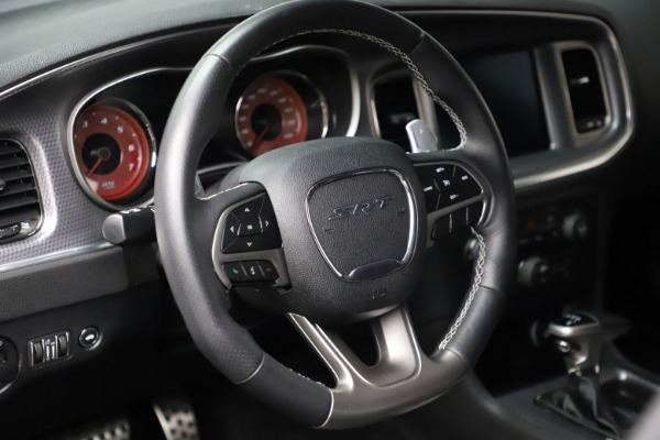Used 2018 Dodge Charger SRT Hellcat for sale $59,900 at Maserati of Westport in Westport CT 06880 18