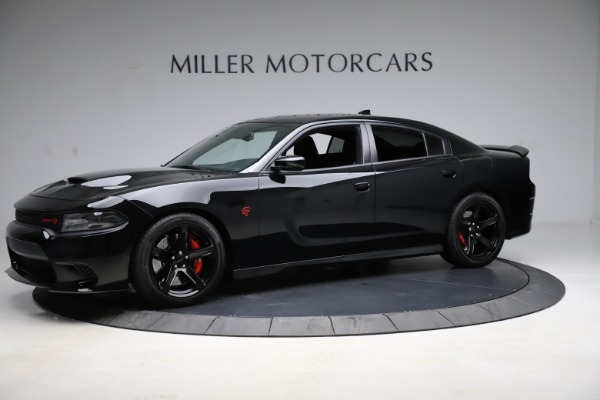 Used 2018 Dodge Charger SRT Hellcat for sale $59,900 at Maserati of Westport in Westport CT 06880 2