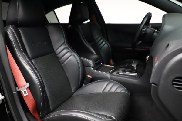 Used 2018 Dodge Charger SRT Hellcat for sale $59,900 at Maserati of Westport in Westport CT 06880 23