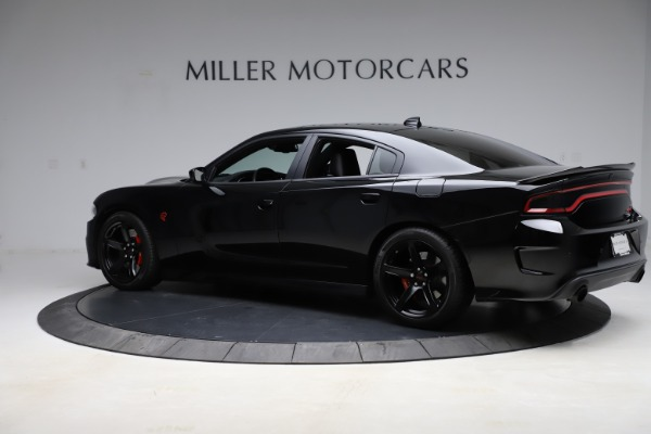 Used 2018 Dodge Charger SRT Hellcat for sale $59,900 at Maserati of Westport in Westport CT 06880 4