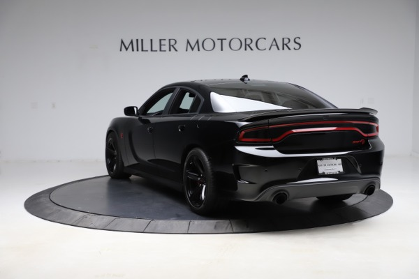 Used 2018 Dodge Charger SRT Hellcat for sale $59,900 at Maserati of Westport in Westport CT 06880 5