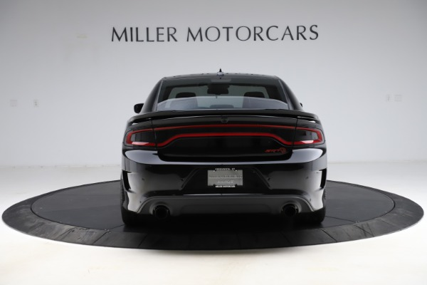 Used 2018 Dodge Charger SRT Hellcat for sale $59,900 at Maserati of Westport in Westport CT 06880 6