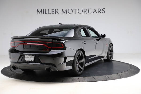 Used 2018 Dodge Charger SRT Hellcat for sale $59,900 at Maserati of Westport in Westport CT 06880 7