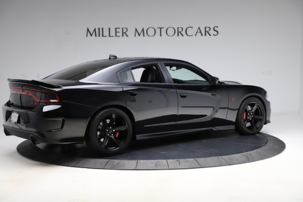 Used 2018 Dodge Charger SRT Hellcat for sale $59,900 at Maserati of Westport in Westport CT 06880 8