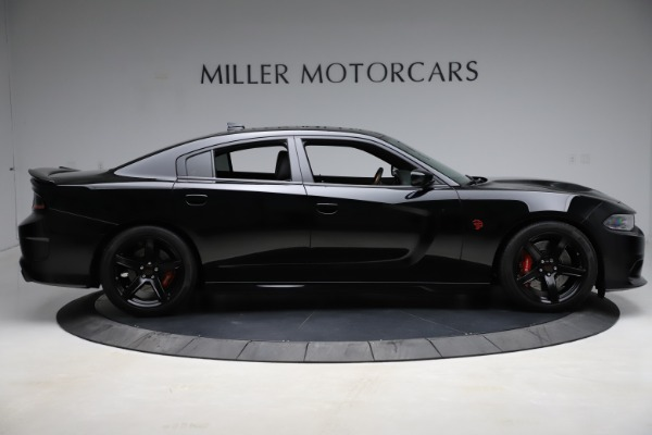 Used 2018 Dodge Charger SRT Hellcat for sale $59,900 at Maserati of Westport in Westport CT 06880 9