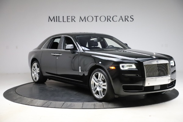 Used 2016 Rolls-Royce Ghost for sale $165,900 at Maserati of Westport in Westport CT 06880 11