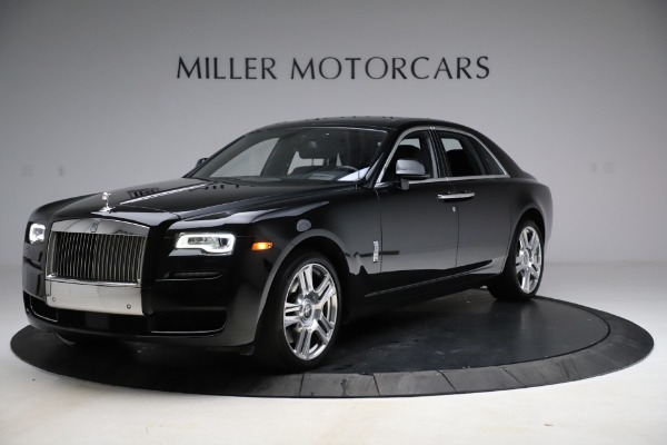 Used 2016 Rolls-Royce Ghost for sale $165,900 at Maserati of Westport in Westport CT 06880 2