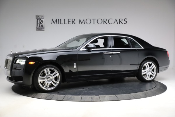 Used 2016 Rolls-Royce Ghost for sale $165,900 at Maserati of Westport in Westport CT 06880 4