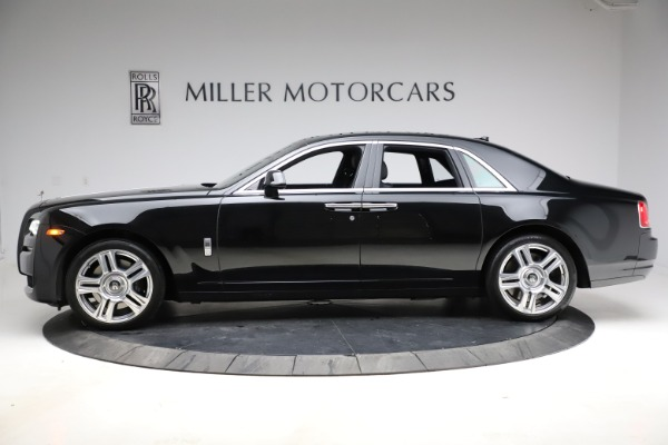 Used 2016 Rolls-Royce Ghost for sale $165,900 at Maserati of Westport in Westport CT 06880 5