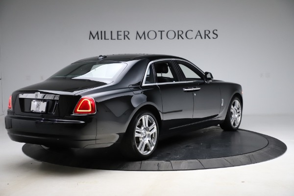 Used 2016 Rolls-Royce Ghost for sale $165,900 at Maserati of Westport in Westport CT 06880 8