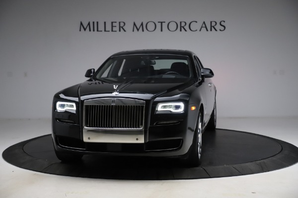 Used 2016 Rolls-Royce Ghost for sale $165,900 at Maserati of Westport in Westport CT 06880 1