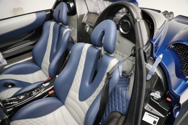 Used 2017 Pagani Huayra Roadster for sale Call for price at Maserati of Westport in Westport CT 06880 24