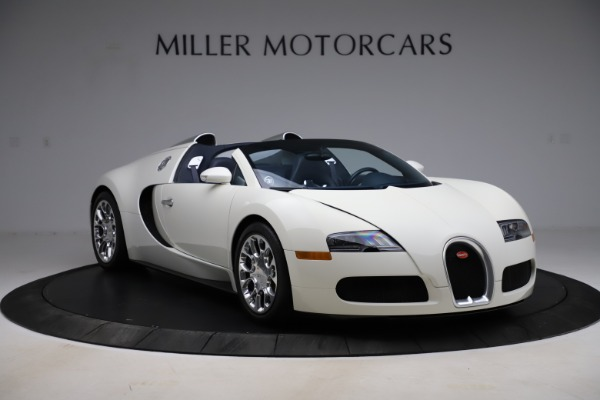 Used 2010 Bugatti Veyron 16.4 Grand Sport for sale Call for price at Maserati of Westport in Westport CT 06880 10