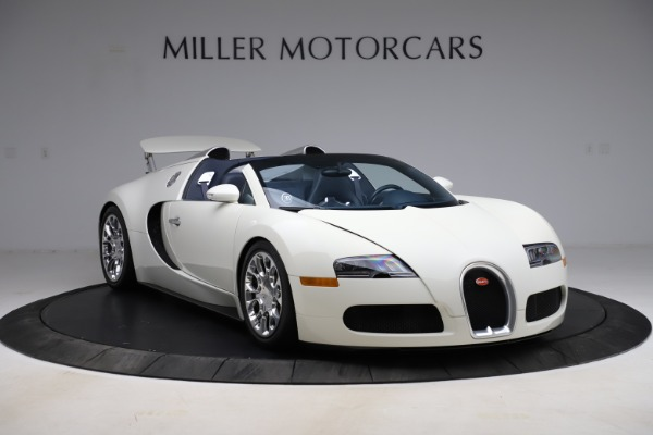 Used 2010 Bugatti Veyron 16.4 Grand Sport for sale Call for price at Maserati of Westport in Westport CT 06880 11