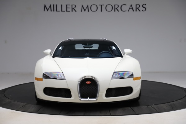 Used 2010 Bugatti Veyron 16.4 Grand Sport for sale Call for price at Maserati of Westport in Westport CT 06880 12