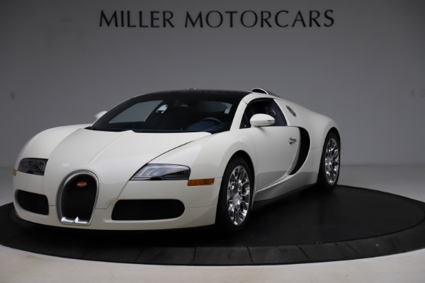 Used 2010 Bugatti Veyron 16.4 Grand Sport for sale Call for price at Maserati of Westport in Westport CT 06880 13