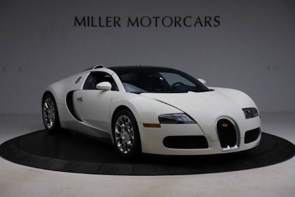 Used 2010 Bugatti Veyron 16.4 Grand Sport for sale Call for price at Maserati of Westport in Westport CT 06880 17