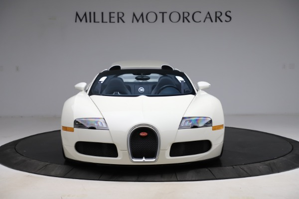 Used 2010 Bugatti Veyron 16.4 Grand Sport for sale Call for price at Maserati of Westport in Westport CT 06880 18