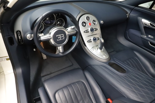 Used 2010 Bugatti Veyron 16.4 Grand Sport for sale Call for price at Maserati of Westport in Westport CT 06880 19