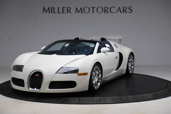 Used 2010 Bugatti Veyron 16.4 Grand Sport for sale Call for price at Maserati of Westport in Westport CT 06880 2