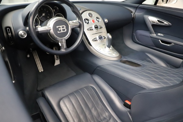 Used 2010 Bugatti Veyron 16.4 Grand Sport for sale Call for price at Maserati of Westport in Westport CT 06880 24