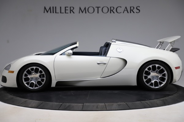 Used 2010 Bugatti Veyron 16.4 Grand Sport for sale Call for price at Maserati of Westport in Westport CT 06880 3