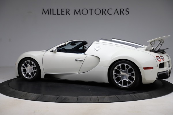 Used 2010 Bugatti Veyron 16.4 Grand Sport for sale Call for price at Maserati of Westport in Westport CT 06880 4