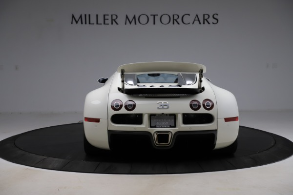 Used 2010 Bugatti Veyron 16.4 Grand Sport for sale Call for price at Maserati of Westport in Westport CT 06880 6