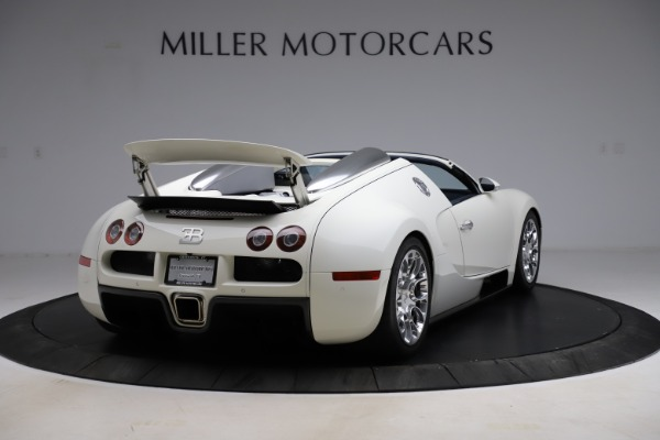 Used 2010 Bugatti Veyron 16.4 Grand Sport for sale Call for price at Maserati of Westport in Westport CT 06880 7