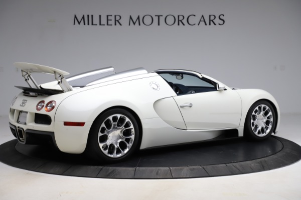 Used 2010 Bugatti Veyron 16.4 Grand Sport for sale Call for price at Maserati of Westport in Westport CT 06880 8