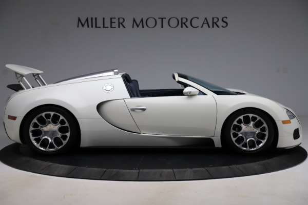 Used 2010 Bugatti Veyron 16.4 Grand Sport for sale Call for price at Maserati of Westport in Westport CT 06880 9