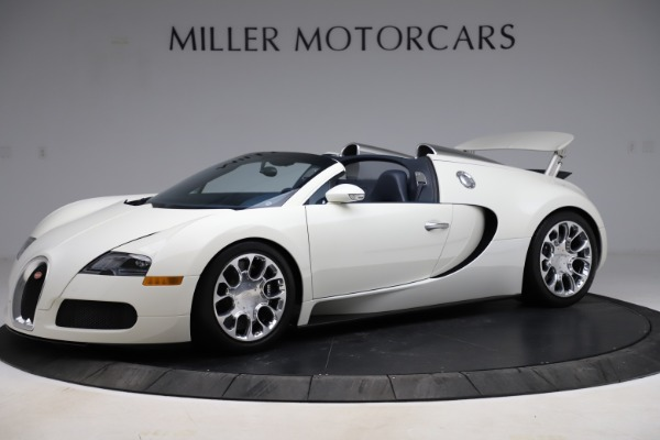 Used 2010 Bugatti Veyron 16.4 Grand Sport for sale Call for price at Maserati of Westport in Westport CT 06880 1