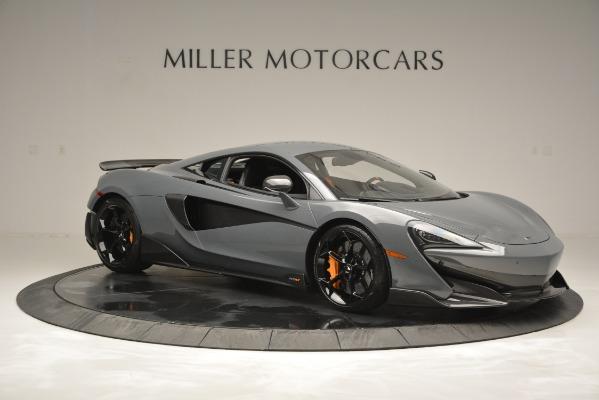 Used 2019 McLaren 600LT Luxury for sale Sold at Maserati of Westport in Westport CT 06880 10
