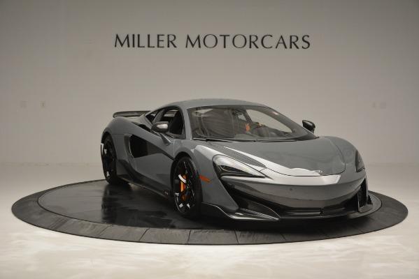 Used 2019 McLaren 600LT Luxury for sale Sold at Maserati of Westport in Westport CT 06880 11